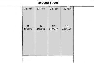 Lot 15 - 18, Lots 15 - 18 Second Street, Truro, SA 5356