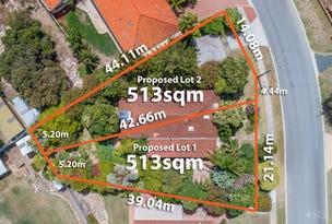 Lot 1&2 3 Coonewarra Way, Quinns Rocks, WA 6030