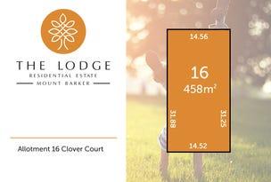 Lot 16 Clover Court, Mount Barker, SA 5251