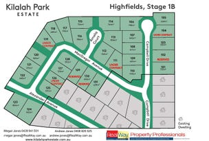 Lot 114, MacGregor Avenue, Highfields, Qld 4352