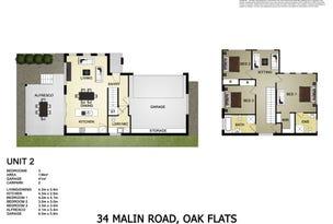 2/34 Malin Road, Oak Flats, NSW 2529