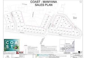 Lot 120 Unnamed Rd, Manyana, NSW 2539