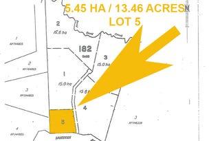 Lot 5 Garioch Heights Road, Julatten, Qld 4871