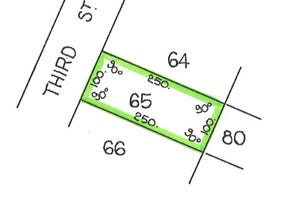 Lot 65, Lot 65 Winterhude (Third) Street, Port Germein, SA 5495