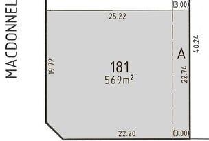 Lot 181, 1a MacDonnell Street, Tanunda, SA 5352