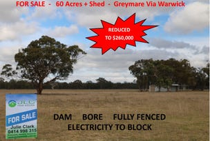 Greymare, address available on request