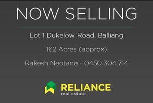 LOT 1 Dukelows Road, Balliang, Vic 3340