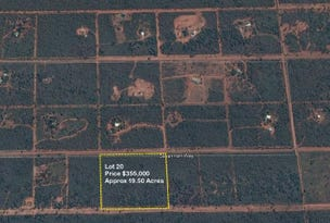 LOT 20 SAVANNAH WAY, Derby, WA 6728