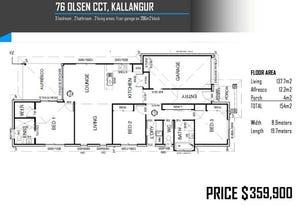 Kallangur, address available on request