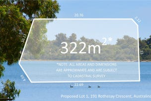 Proposed Lot 1/191 Rothesay Crescent, Australind, WA 6233