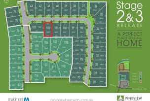 Lot 102 Featherwood Crescent, Beerwah, Qld 4519