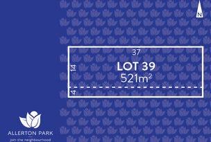Lot 39, Burnley Road (Allerton Park), Park Ridge, Qld 4125