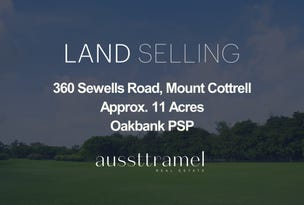 360 Sewells Road, Mount Cottrell, Vic 3024