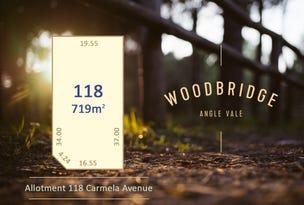 Lot 118 Carmela Avenue, Angle Vale, SA 5117