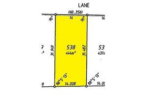 Lot 538  (22) Tipuana Terrace, Harrisdale, WA 6112