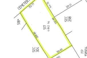 Lot 517 Cemetery Road, Warnertown, SA 5540