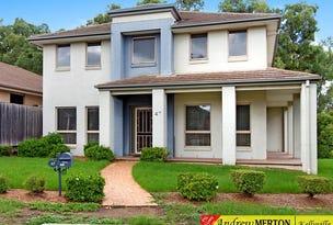 47 Braemont Avenue, Kellyville Ridge, NSW 2155