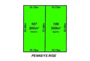 Lot 107 Penneys Rise, Onkaparinga Hills, SA 5163