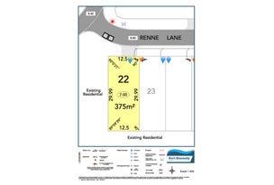 Lot 22, 23 Rennes Lane, Port Kennedy, WA 6172