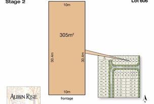 Lot 606 Sorbonne Turn, Aubin Grove, WA 6164