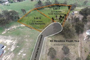 44 (Lot 7) Meadow Road, Yea, Vic 3717