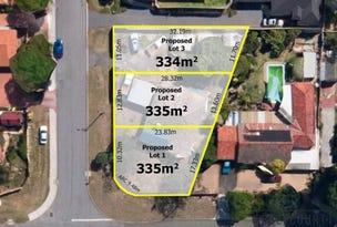 Lot 1-3, 61 Moreing Street, Redcliffe, WA 6104