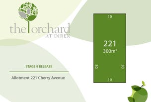 Lot 221 Cherry Avenue, Direk, SA 5110