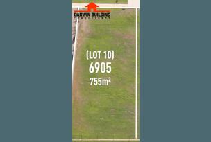 Lot 6905, 10 Nightjar Street, Howard Springs, NT 0835