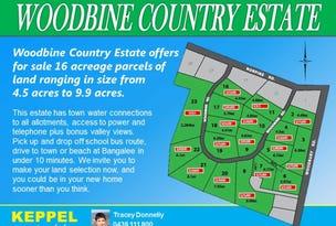 1 Woodbine Country Estate, Bungundarra, Qld 4703