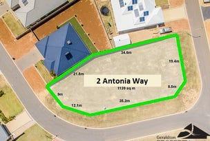 2 Antonia Way, Webberton, WA 6530