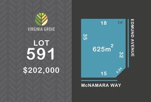 Lot 591, McNamara Way (Virginia Grove), Virginia, SA 5120