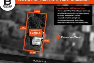 446 Buckley Street, Essendon West, Vic 3040