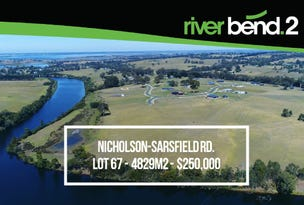 Lot 67/180 Nicholson-Sarsfield Road, Nicholson, Vic 3882