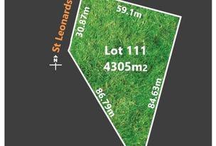 Lot 111, St Leonards Road, Winchelsea, Vic 3241
