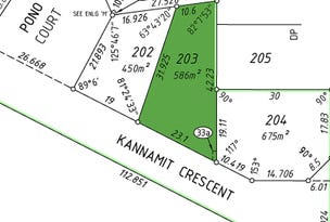 Lot 203 Kannamit Crescent, Byford, WA 6122