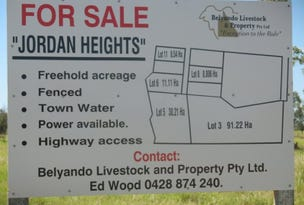 Lot 6, Lot 6 Jordan Heights, Jericho, Qld 4728