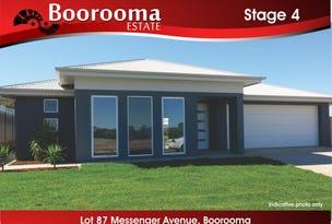 91 (Lot 87) Messenger Avenue, Boorooma, NSW 2650
