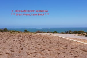 2 Highland Loop, Wandina, WA 6530