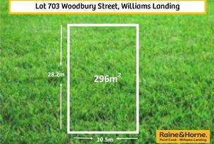 Lot 703 Woodbury Street, Williams Landing, Vic 3027