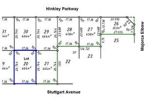 Lot 20 Stuttgart Avenue, Hocking, WA 6065