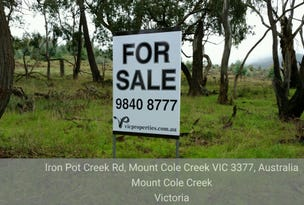 C/A A12 PARCEL H IRON POT CREEK ROAD (Mt Cole), Mount Cole Creek, Vic 3377