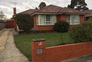 18 Worthing Ave, Burwood East, Vic 3151
