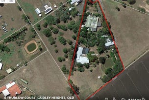 6 Thurlow Ct, Laidley Heights, Qld 4341