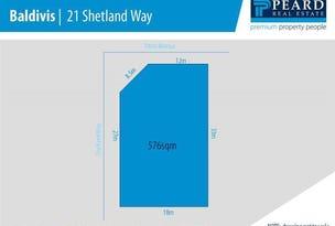 21 Shetland Way, Baldivis, WA 6171