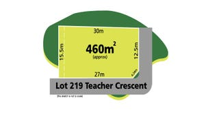 Lot 219 Teacher Crescent, Truganina, Vic 3029