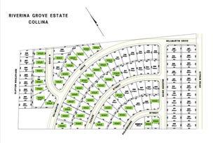 Lot 410 Riverina Grove Estate, Clifton Boulevard, Griffith, NSW 2680