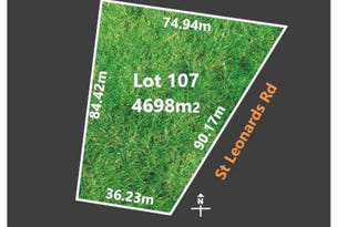 Lot 107, St Leonards Road, Winchelsea, Vic 3241