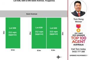 Lot 639 Seed Avenue, Truganina, Vic 3029