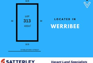 Lot 313, Stableford Street, Werribee, Vic 3030