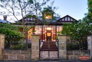 5 Throssell Street, Perth, WA 6000